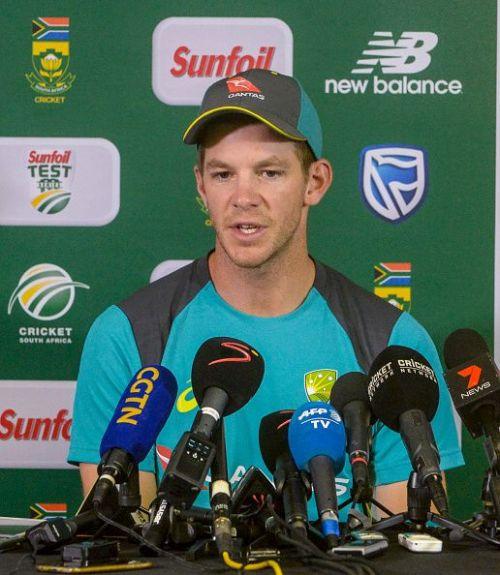 South Africa v Australia - 4th Test: Day 5