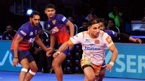 Nitin has been his team's key factor and will want to continue being consistent