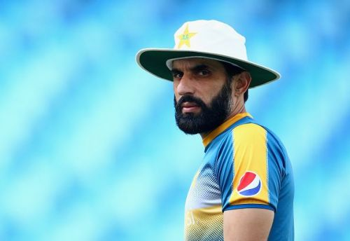 Misbah's absence did not change the fortunes of Pakistan