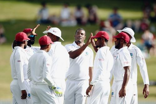 New Zealand v West Indies - 2nd Test: Day 1