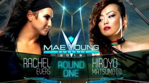 Image result for hiroyo matsumoto vs rachel evers