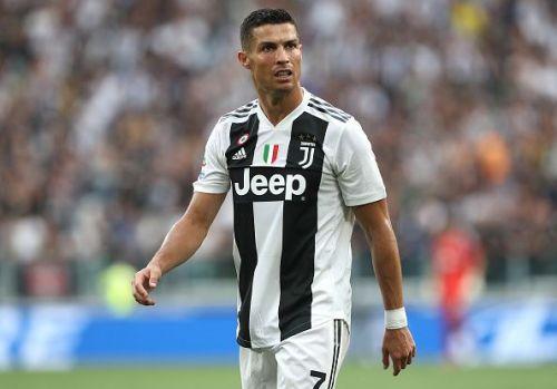 New Juventus signing - Cristiano Ronaldo