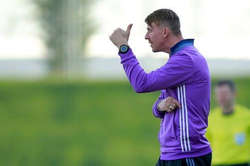 Just like Zinedine Zidane, Guti knows everything about the Spanish side