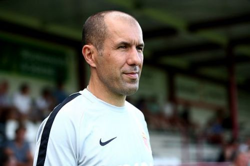 He is perhaps best known for guiding Monaco to their first top flight title in 17 years