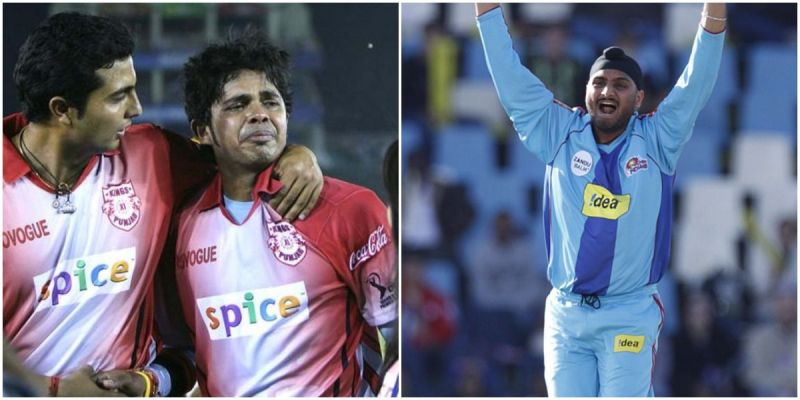 Sreesanth was reduced to tears after the altercation with Harbhajan