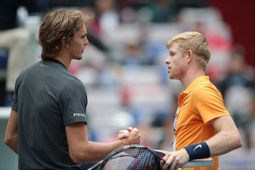 Zverev was clinical against the British Number One