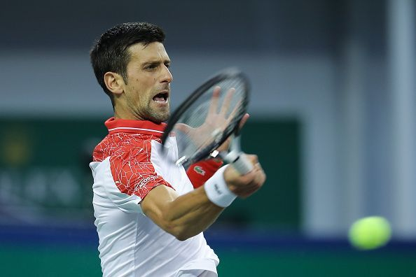 Novak Djokovic is back to his best and looks unstoppable at the moment