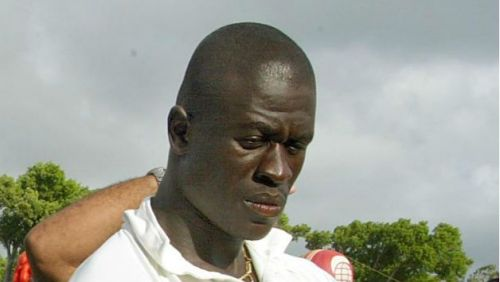 Windies' pacer Cameron Cuffy bowled 10 no-balls in the innings