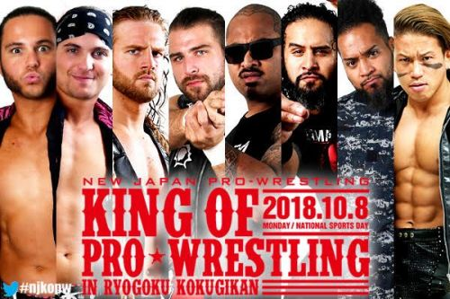 The Bullet Club divide continues at King of Pro-Wrestling!