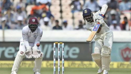 Image result for india vs west indies day 2 hyderabad