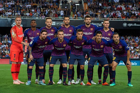 4 tactical changes which would enable FC Barcelona to improve