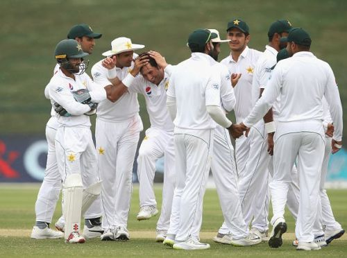 Pakistan defeated Australia in the second test to win the series