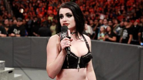 Paige's second WWE run was halted before it even really began...