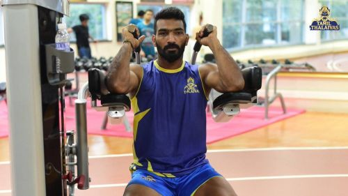The sixth season will be the first outing with the Thalaivas for Sukesh Hegde