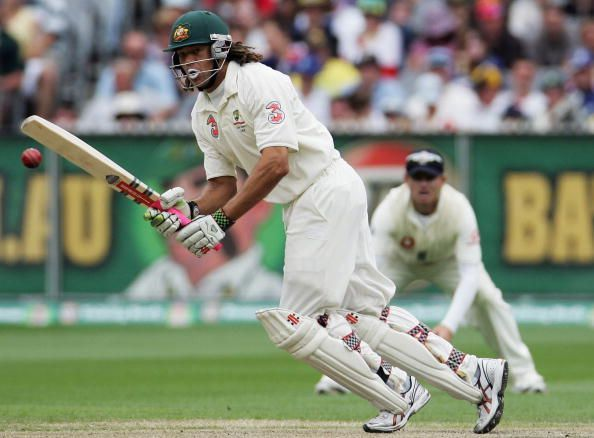 Andrew Symonds was born in Birmingham, England