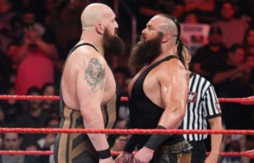 While Big Show is a part of the list, Strowman is well on his way to making it to the list.