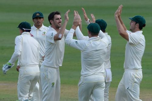 4th Sunfoil Test: South Africa v Australia, Day 3