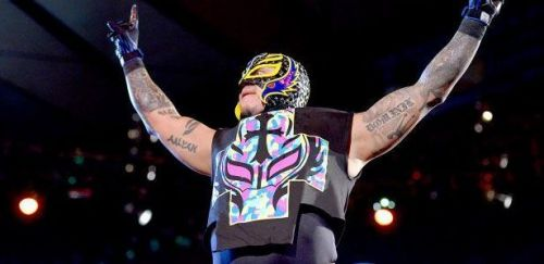Rey Mysterio will be the next entrant in the WWE World Cup