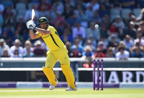 Undoubtedly, Finch is one of Australia's key players