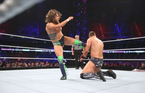 Daniel Bryan vs The Miz was a lackluster match