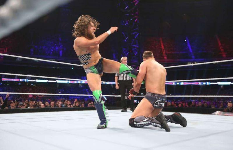 Daniel Bryan vs The Miz was a lackluster match