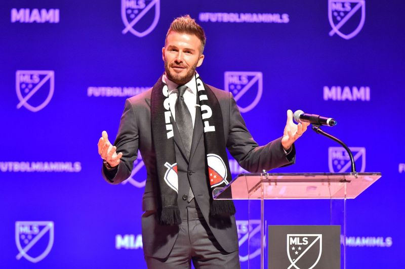 Beckham had an agreement to buy an MLS expansion team when joined LA Galaxy in 2007