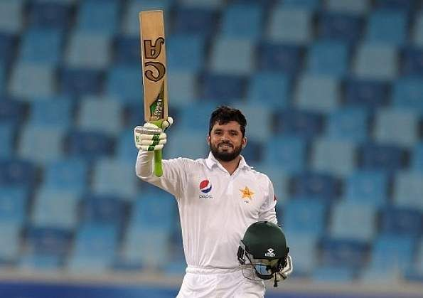 Azhar Ali scored his first triple-century against West Indies