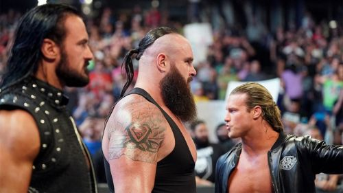 Could we see a brand new member in this heel stable?