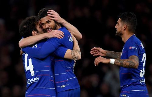 Chelsea maintained their flawless start to the Europa League campaign