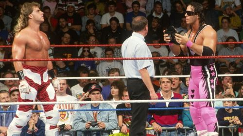 Their less famous Survivor Series match