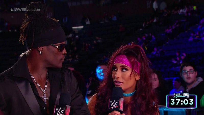 R-Truth is a master at wrestling comedy