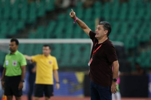 The lack of end-product is what has doomed the team to defeats according to Gregory (Image Courtesy: ISL)