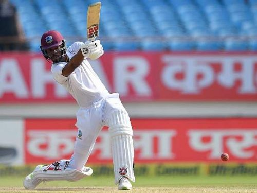 Roston Chase - A thorn in India's flesh