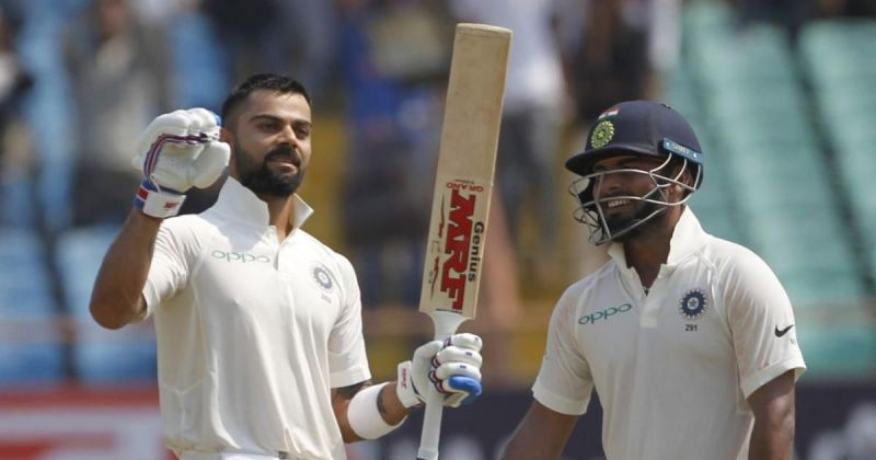 Virat Kohli has played a huge role in the evolution of the Indian Test Team