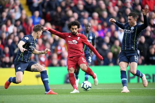 Mohamed Salah is arguably the best player in English Premier League