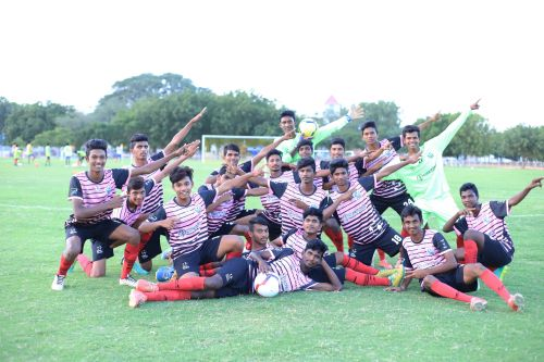 These group of youngsters will strive to keep the flag flying high for ASA in the Youth League
