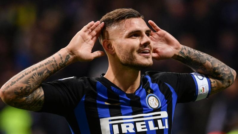 Mauro Icardi and Inter Milan are on a good run of form currently