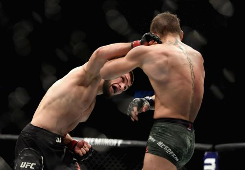 UFC 229 was an incredible show that descended into chaos