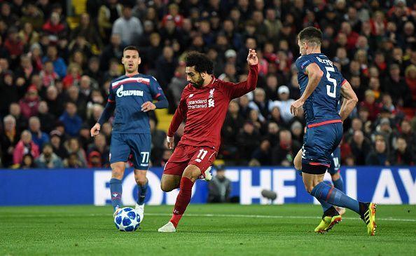 Mohamed Salah Surpasses Brazilian Legend Ronaldo In