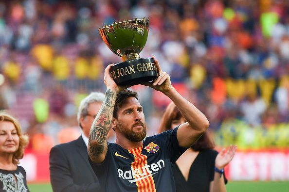 Lionel Messi has been the most successful footballer to win Ballon d