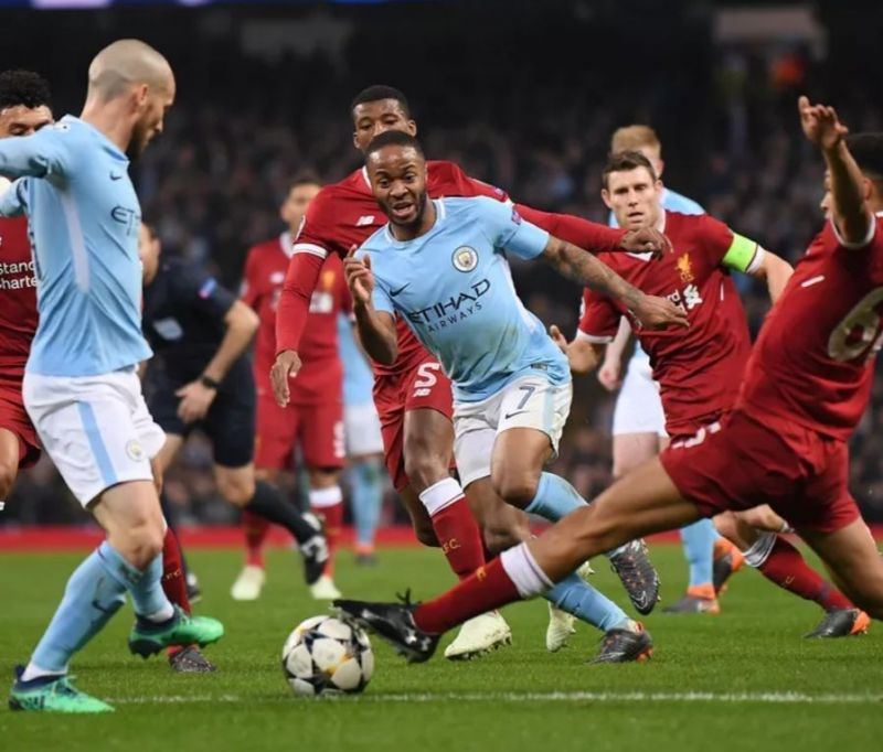 Man City Gegen Liverpool