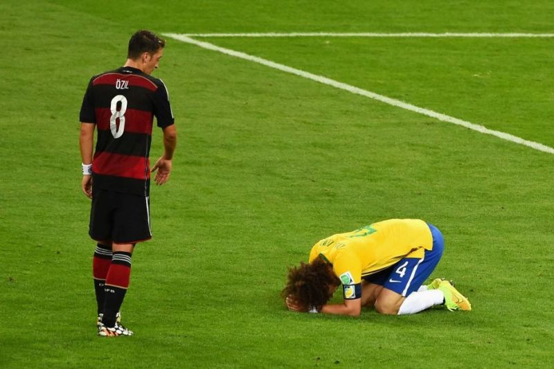 The most shocking moment for Brazil
