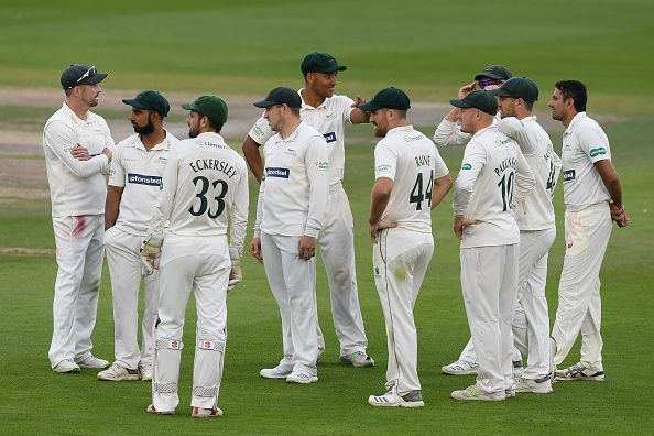 Sussex v Leicestershire - Specsavers County Championship Division Two