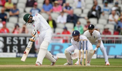 England v Pakistan: 2nd Investec Test - Day Four