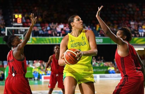 Basketball - Commonwealth Games Day 2