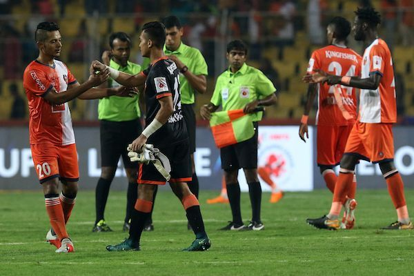 FC Goa goes top of the ISL table with this fine win (Image Courtesy: ISL)