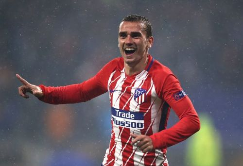 Atletico Madrid superstar Antoine Griezmann was nominated for the Ballon d'Or award this year