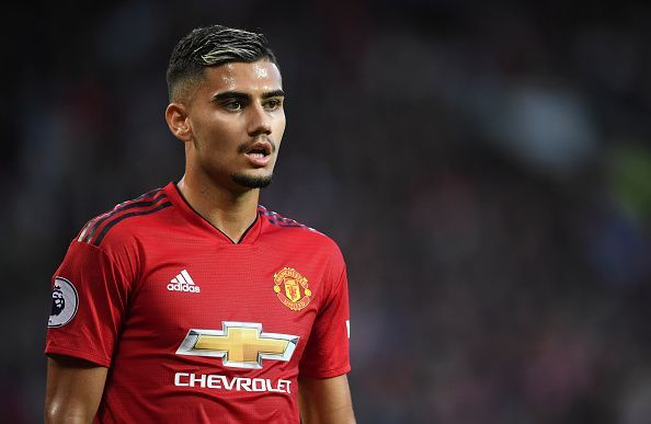 Pereira's inexperience has counted against him this season