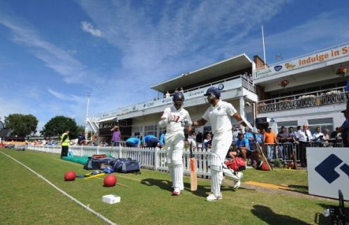 Leicestershire v India - Tour Match