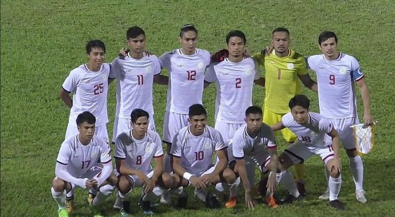 4ced8cfea Philippines remain unscathed in the Bangabandhu Gold Cup 2018